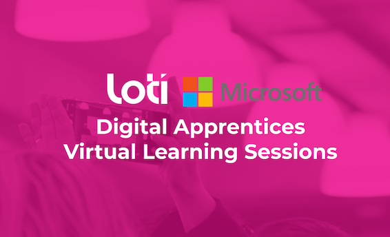 LOTI and Microsoft virtual learning sessions