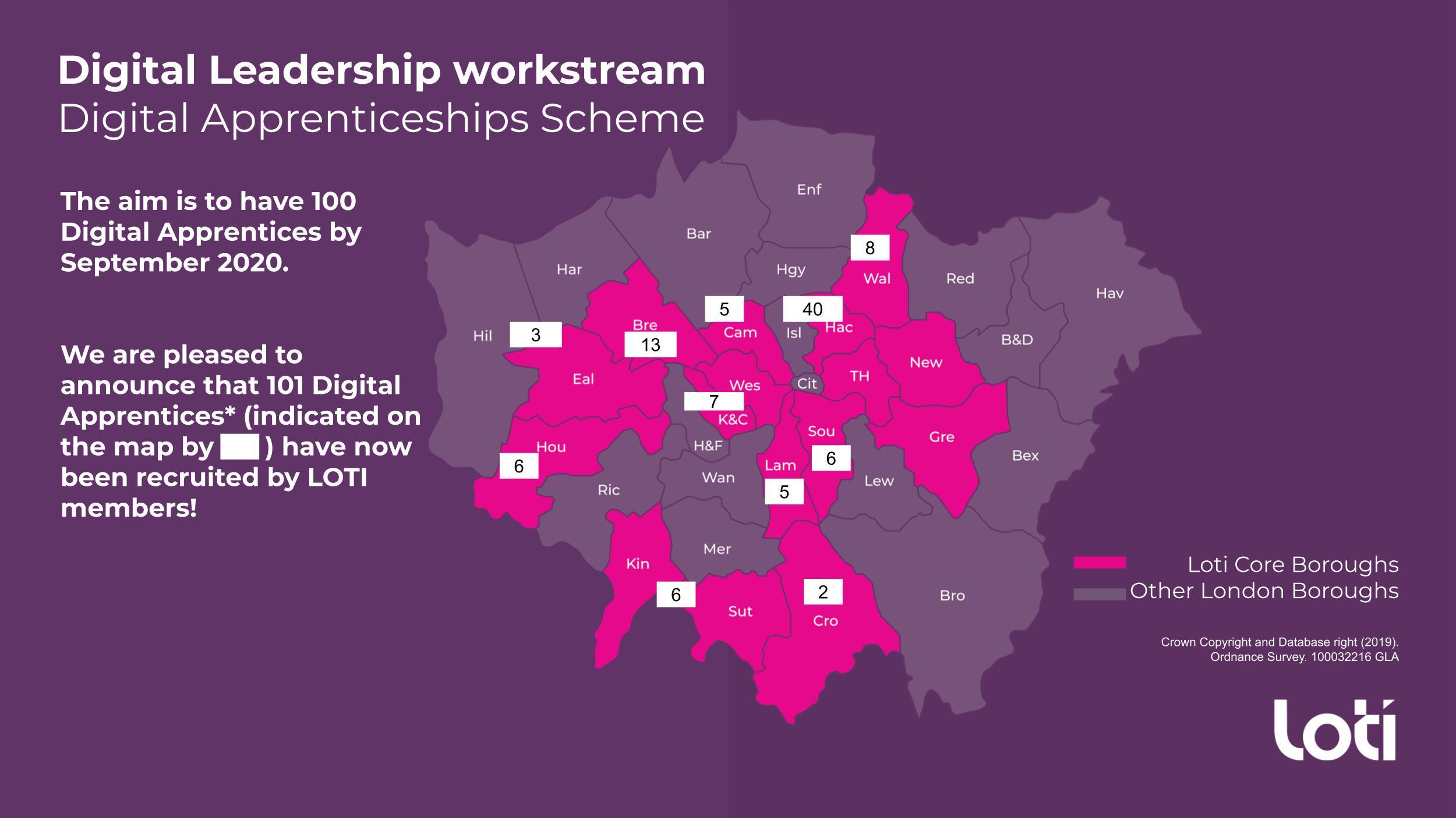 LOTI Digital Apprenticeships