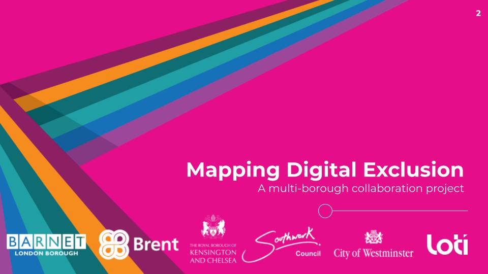 Digital Exclusion Mapping Project Phase 1